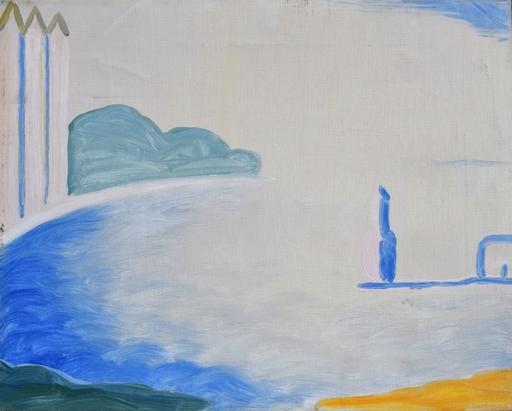 Virgilio GUIDI - Pintura - Bacino di San Marco