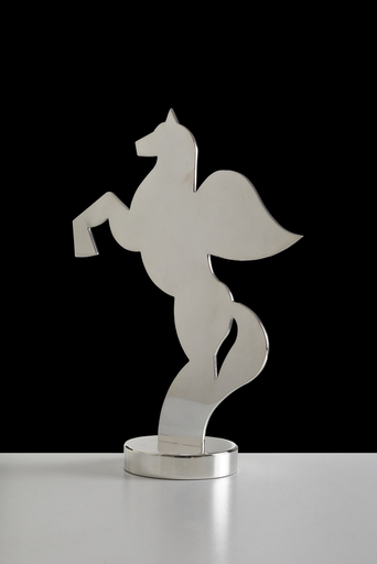 Marco LODOLA - Sculpture-Volume - Pegaso