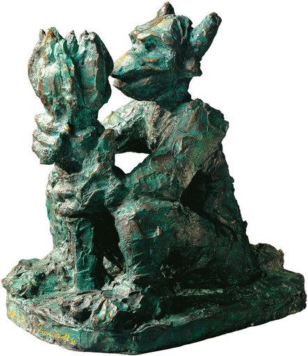 约尔格·伊门多夫 - 雕塑 - Alter Ego