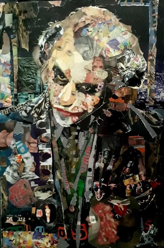Jacob GILDOR - Dessin-Aquarelle - Joker