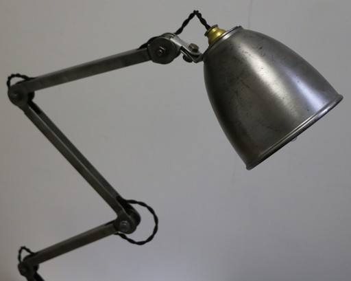 Lampe de table industrielle EDL