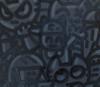 CHANOIR - Painting - Black Cat Matter