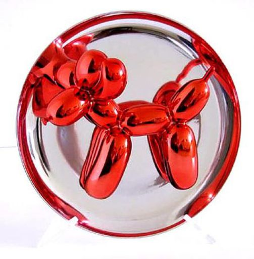 Jeff KOONS - Stampa-Multiplo - Red Balloon Dog