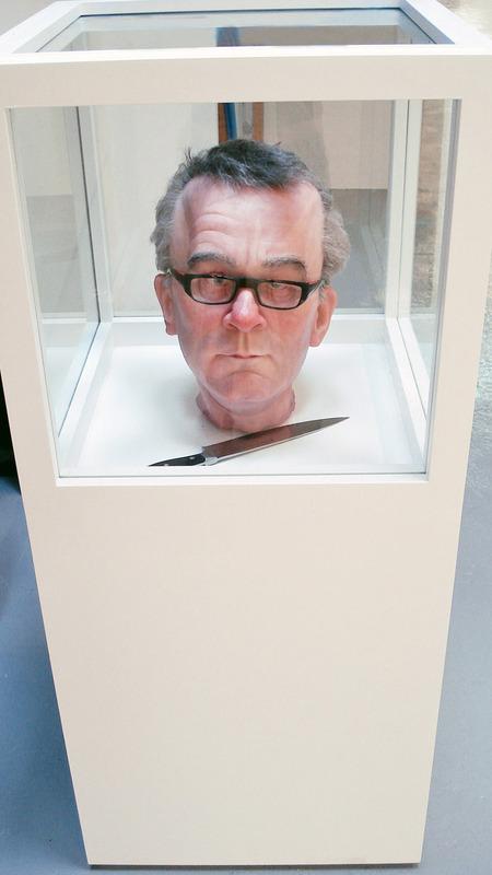 Eugenio MERINO - Escultura - Broken dreams. Damien Hirst
