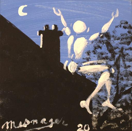Jérôme MESNAGER - Gemälde - Nuit D'Eté (Réf. 201)