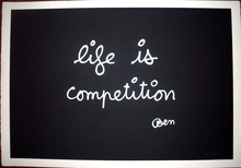BEN (1935) - LIFE IS COMPETITION