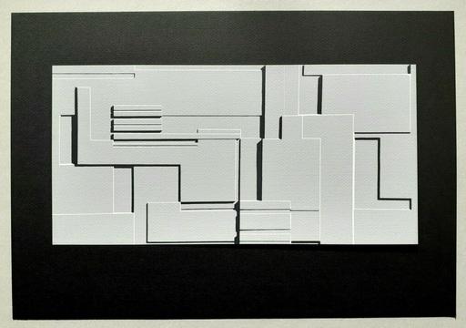 Mario RADICE - Druckgrafik-Multiple - Composizione Tav. 9