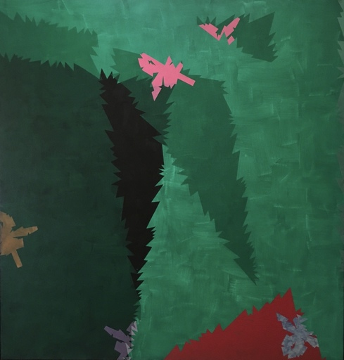 Billy Al BENGSTON - Peinture - Malau Draculas