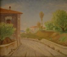 Dante MONTANARI - Painting - Mattino