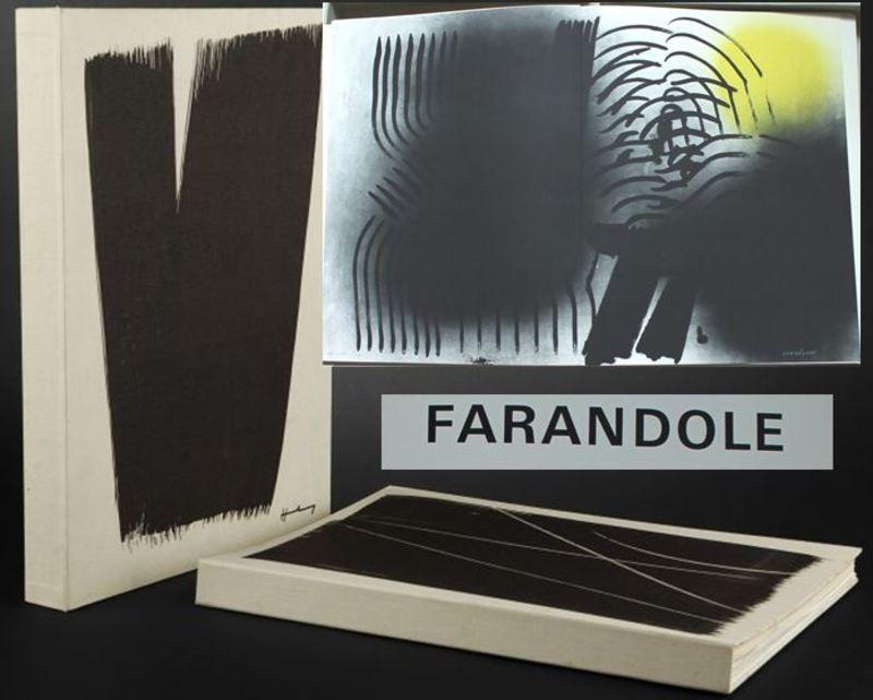 Hans HARTUNG - Grabado - Farandole