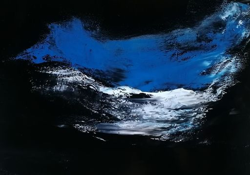 Dann AUBERT - Peinture - L'INATTENDU