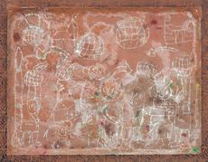 Pascale Marthine TAYOU - Pintura - Boboland 2
