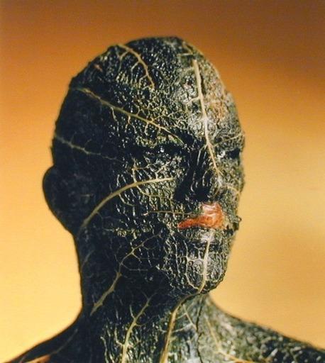 Robert GLIGOROV - Grabado - Scultura del cavolo