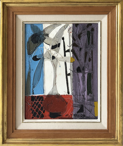 Claude VENARD - Painting - Still Life