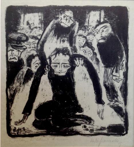 Walter GRAMATTÉ - Stampa Multiplo