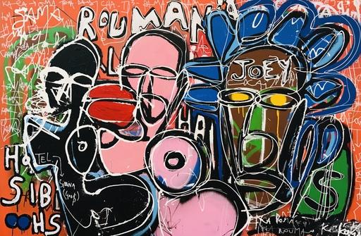 KOKIAN - Peinture - JOEY DOLLARS