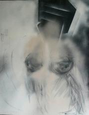 Nadège MICHEL - Peinture - Nu au Masque de Fer