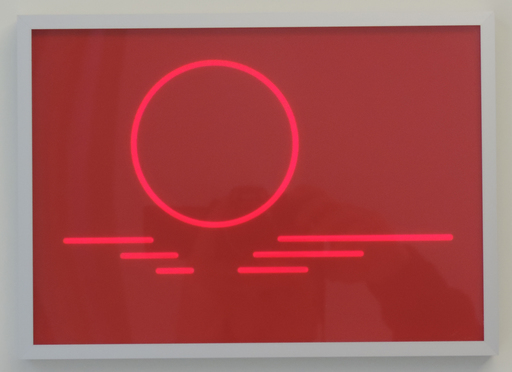 Hellmut BRUCH - 绘画 - Ein Kreis, 2 Progressionen