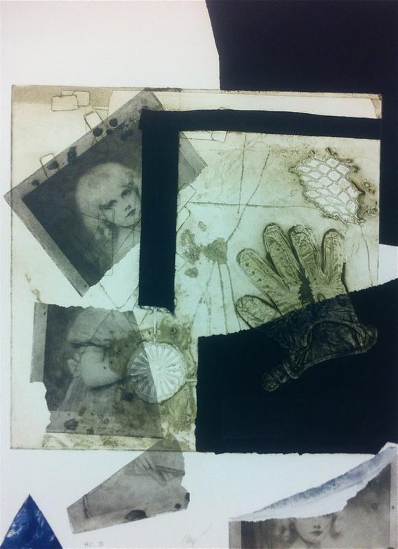 Antoni CLAVÉ - Print-Multiple - Mlle Marguerite