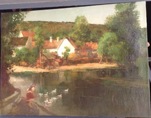 Ernö ZORAD - Painting