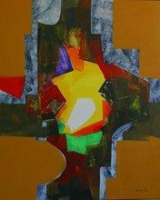 Pedro AVILA GENDIS - Gemälde - Caliente caliente