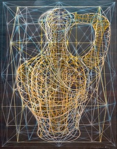 Pavel TCHELITCHEW, Abstract vase