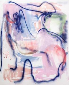 Manuela Karin KNAUT - 绘画 - Imagine Candy-coloured Hail
