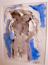 Michel SURET-CANALE - Drawing-Watercolor - MSC08