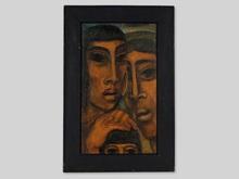 Juan DEPREY (1904-1962) - Three heads