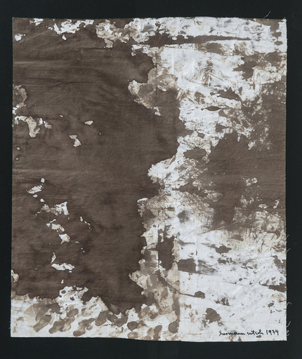 Hermann NITSCH - Painting - Untitled
