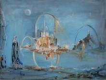 Sylvie GALLIZIO (1964) - La Cité de la Vierge