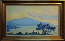 Pierre FAGET-GERMAIN - Painting - Le Chenoua, Algérie