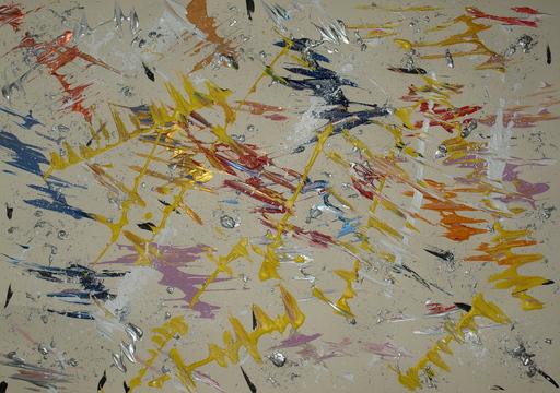 Jérémie REBOURGEARD - Peinture - Vif Argent
