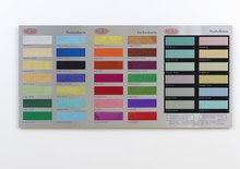 Damien HIRST - Estampe-Multiple - H3 - Colour Chart