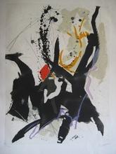 Jean MIOTTE - Print-Multiple - GRAVURE SIGNÉE AU CRAYON NUM/75 HANDSIGNED NUMB ETCHING