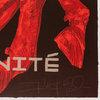 FAITH 47 - Stampa-Multiplo - Liberté Egalité Fraternité I