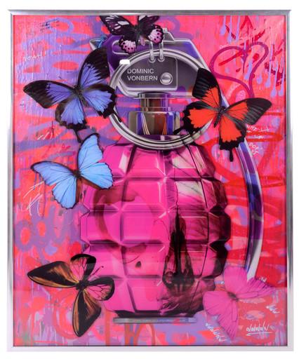 Dominic VONBERN - Painting - BOOM!