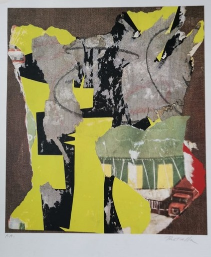 Mimmo ROTELLA - Print-Multiple - untitled