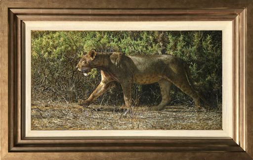 Tony KARPINSKI - Pittura - After the Kill