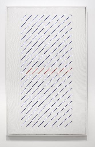 Mario NIGRO - Peinture - 7 rossi