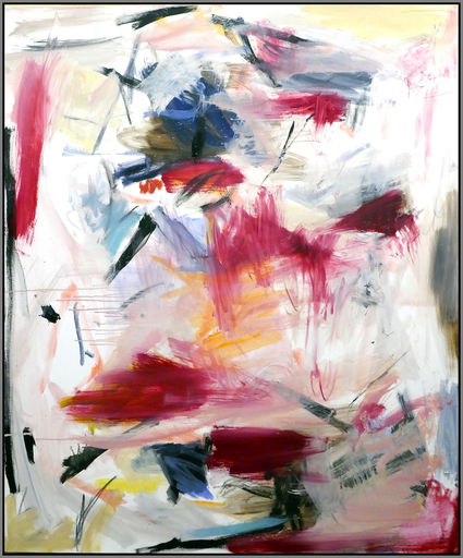 Scott PATTINSON - Pittura - Ouvert No 27