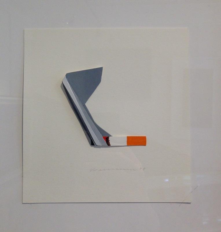 Tom WESSELMANN - Disegno Acquarello - untitled