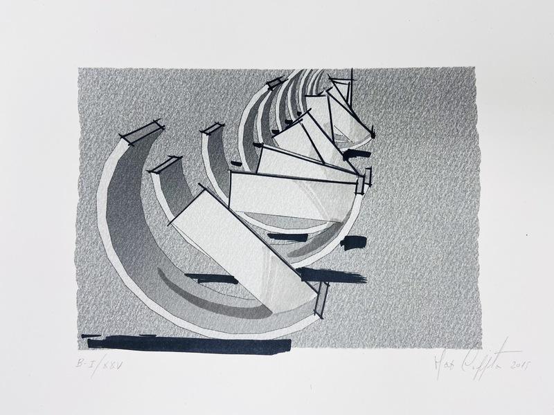 Max COPPETA - Print-Multiple - Disegni Flow