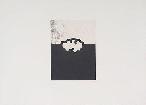 Eduardo CHILLIDA - Druckgrafik-Multiple - Homenaje a Omar Khayyam