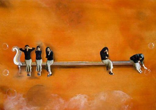 Hema UPADHYAY - Druckgrafik-Multiple - Untitled