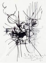 Georges MATHIEU (1921-2012) - Composition