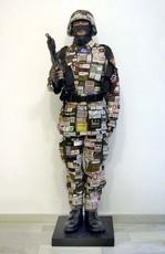 Simone RACHELI - Escultura - S/T