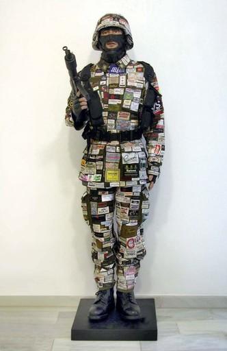 Simone RACHELI - Sculpture-Volume - S/T