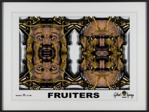 GILBERT & GEORGE, Fruiters