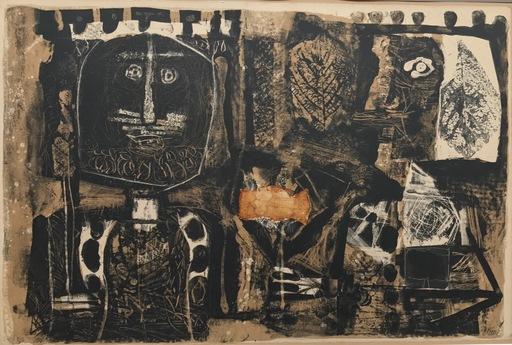 Antoni CLAVÉ - Print-Multiple - deux rois